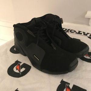 7ba8ed27ba4 Nike Shoes - Nike Air Flightposite KG 386160 002 Black Size 12